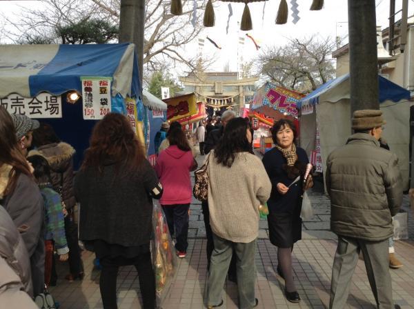 中津瀬神社 節分祭 Part2